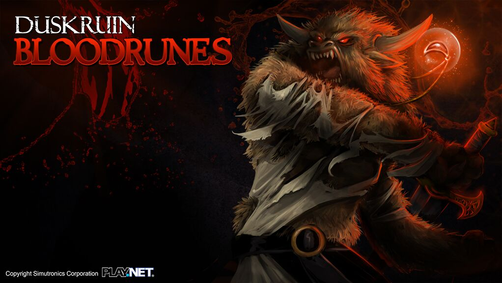 Duskruin: Bloodrunes
