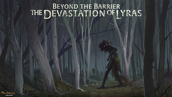 Event DR Beyond the Barrier